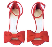 Marino Sandal Red